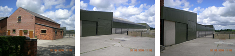 Storage Facilities at ATF Storage in Preston